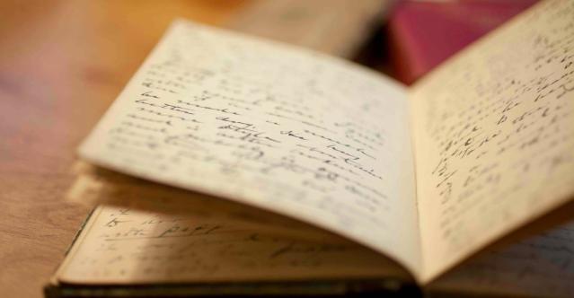 Skriv-dagbok